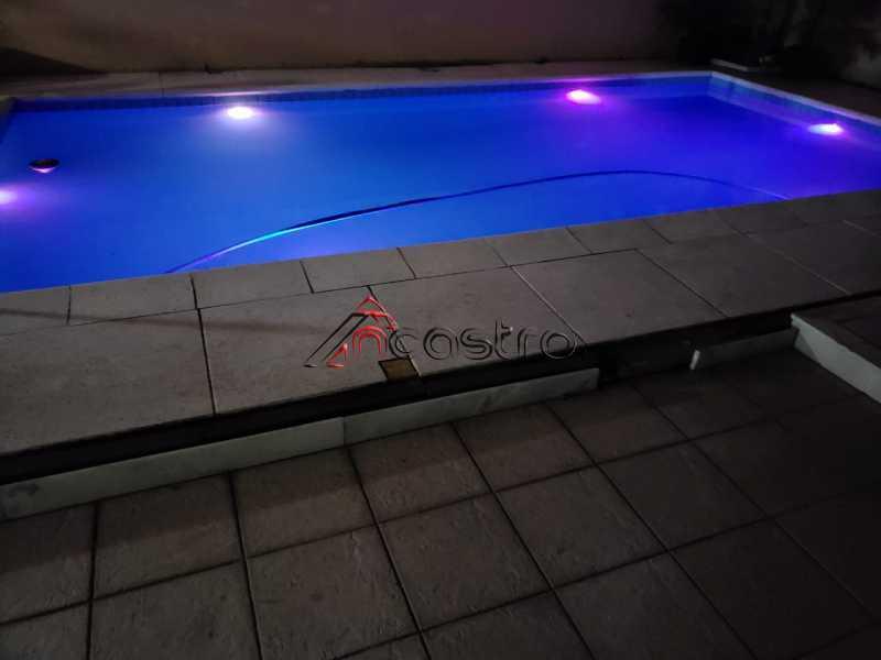 NCastro 16 - Casa em Condomínio 3 quartos à venda Olaria, Rio de Janeiro - R$ 1.450.000 - M2272 - 24