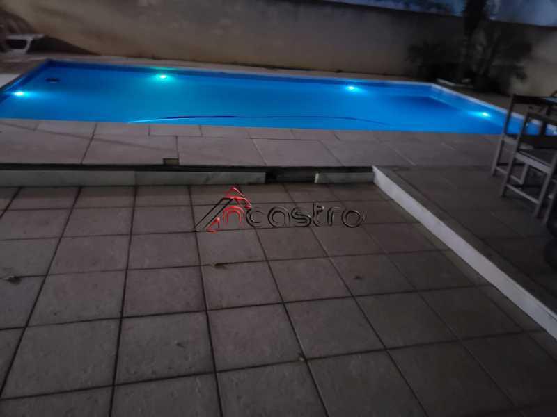 NCastro 18 - Casa em Condomínio 3 quartos à venda Olaria, Rio de Janeiro - R$ 1.450.000 - M2272 - 26