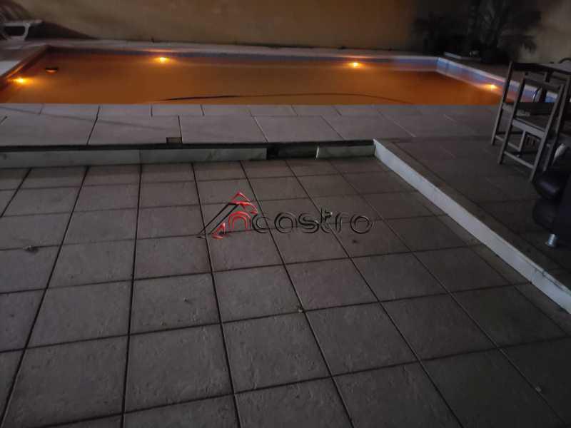 NCastro 19 - Casa em Condomínio 3 quartos à venda Olaria, Rio de Janeiro - R$ 1.450.000 - M2272 - 27