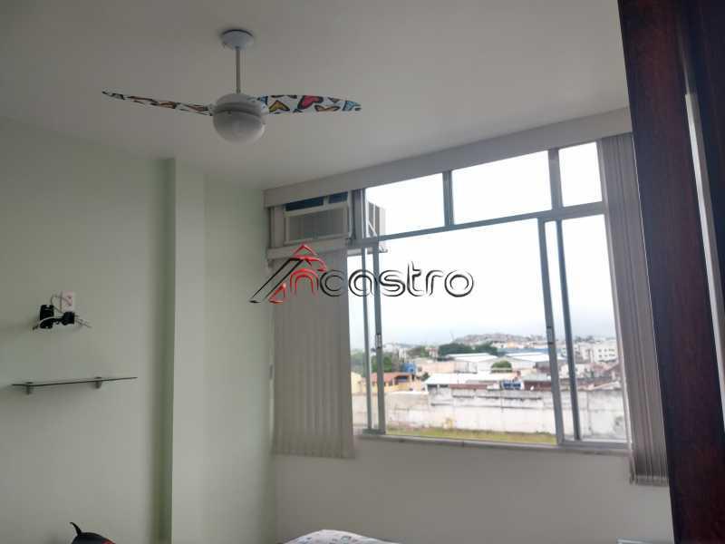 ncastro 3 - Apartamento 2 quartos à venda Ramos, Rio de Janeiro - R$ 380.000 - 2431 - 9