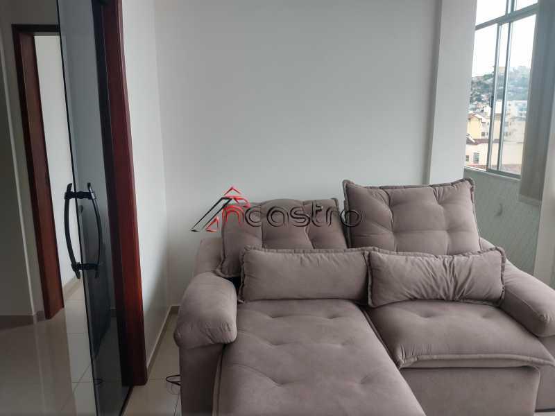 ncastro 9 - Apartamento 2 quartos à venda Ramos, Rio de Janeiro - R$ 380.000 - 2431 - 20