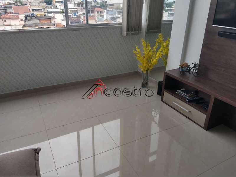 ncastro 11 - Apartamento 2 quartos à venda Ramos, Rio de Janeiro - R$ 380.000 - 2431 - 22