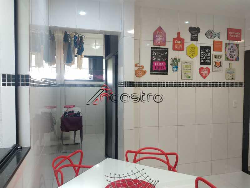 ncastro 17 - Apartamento 2 quartos à venda Ramos, Rio de Janeiro - R$ 380.000 - 2431 - 1