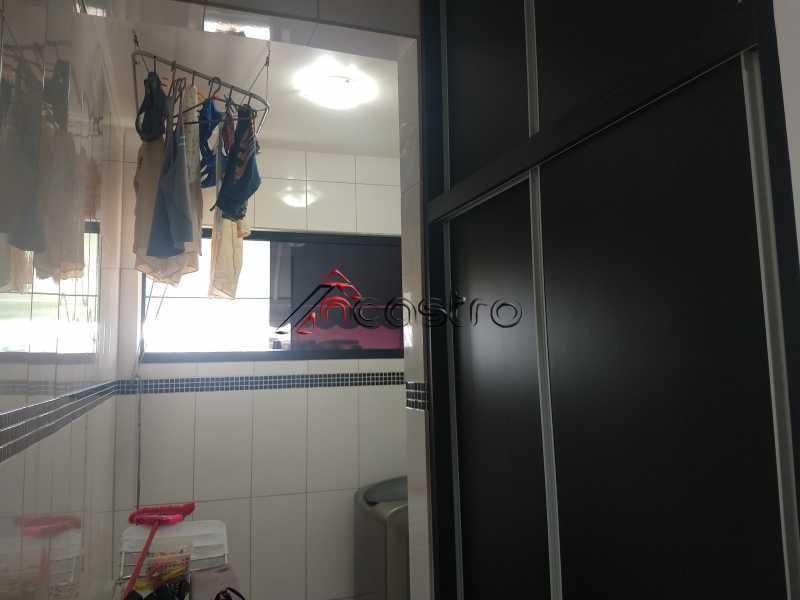 ncastro 20 - Apartamento 2 quartos à venda Ramos, Rio de Janeiro - R$ 380.000 - 2431 - 6