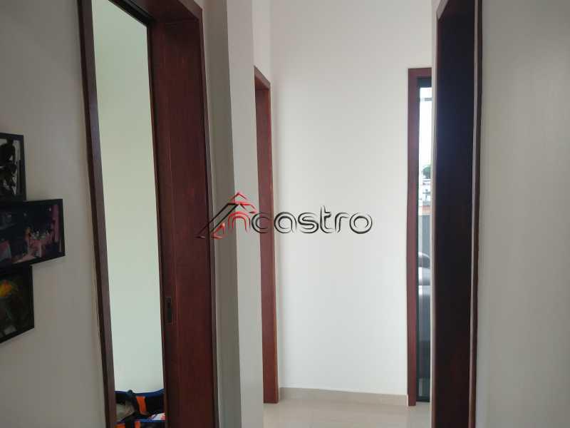 ncastro 24 - Apartamento 2 quartos à venda Ramos, Rio de Janeiro - R$ 380.000 - 2431 - 8