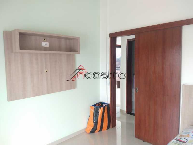 ncastro 27 - Apartamento 2 quartos à venda Ramos, Rio de Janeiro - R$ 380.000 - 2431 - 25