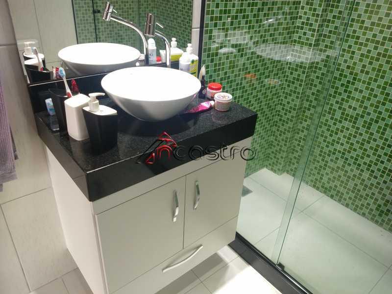 ncastro 32 - Apartamento 2 quartos à venda Ramos, Rio de Janeiro - R$ 380.000 - 2431 - 15