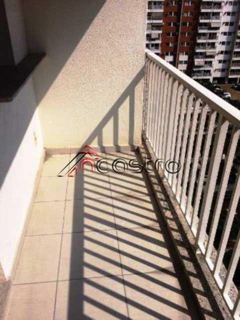 NCastro17 - Apartamento à venda Rua Bernardo Taveira,Vicente de Carvalho, Rio de Janeiro - R$ 350.000 - 2052 - 25