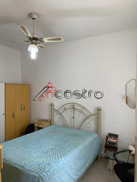 NCastro 4. - Apartamento à venda Rua Aiara,Higienópolis, Rio de Janeiro - R$ 170.000 - 1089 - 9