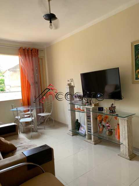 NCastro 5. - Apartamento à venda Rua Aiara,Higienópolis, Rio de Janeiro - R$ 170.000 - 1089 - 3