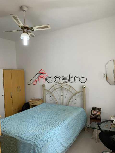 NCastro 6. - Apartamento à venda Rua Aiara,Higienópolis, Rio de Janeiro - R$ 170.000 - 1089 - 10