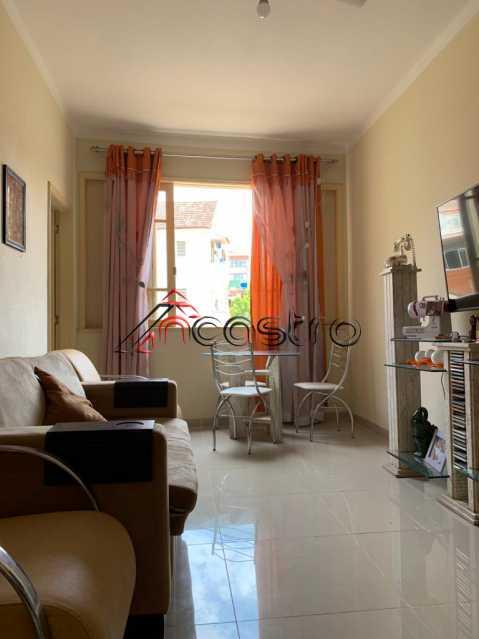 NCastro 10. - Apartamento à venda Rua Aiara,Higienópolis, Rio de Janeiro - R$ 170.000 - 1089 - 5