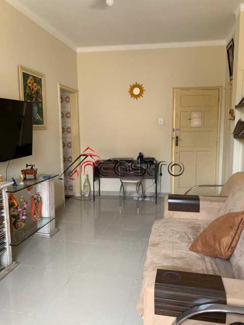 NCastro 12. - Apartamento à venda Rua Aiara,Higienópolis, Rio de Janeiro - R$ 170.000 - 1089 - 4