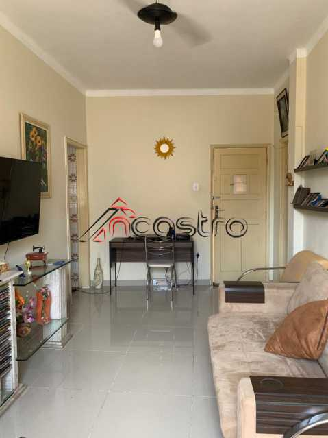NCastro 13. - Apartamento à venda Rua Aiara,Higienópolis, Rio de Janeiro - R$ 170.000 - 1089 - 6