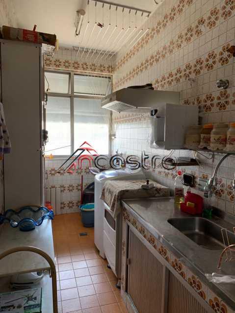 NCastro 14. - Apartamento à venda Rua Aiara,Higienópolis, Rio de Janeiro - R$ 170.000 - 1089 - 13