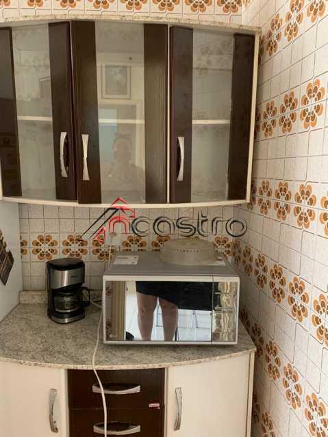 NCastro 15. - Apartamento à venda Rua Aiara,Higienópolis, Rio de Janeiro - R$ 170.000 - 1089 - 12
