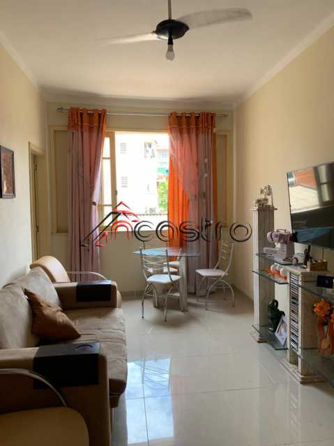 NCastro 17. - Apartamento à venda Rua Aiara,Higienópolis, Rio de Janeiro - R$ 170.000 - 1089 - 7