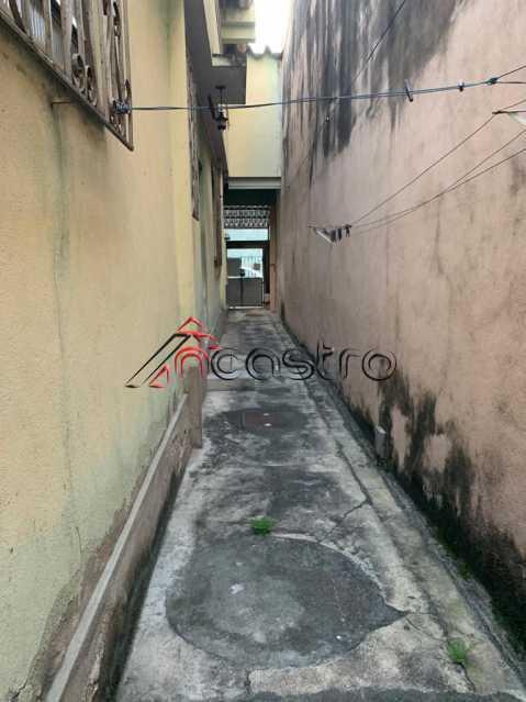 NCastro 11. - Casa de Vila à venda Rua Nossa Senhora das Graças,Ramos, Rio de Janeiro - R$ 260.000 - M2281 - 18