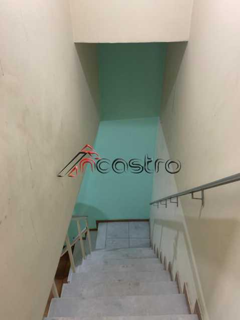 NCastro 12. - Casa de Vila à venda Rua Nossa Senhora das Graças,Ramos, Rio de Janeiro - R$ 260.000 - M2281 - 20