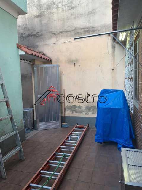 NCastro 15. - Casa de Vila à venda Rua Nossa Senhora das Graças,Ramos, Rio de Janeiro - R$ 260.000 - M2281 - 19