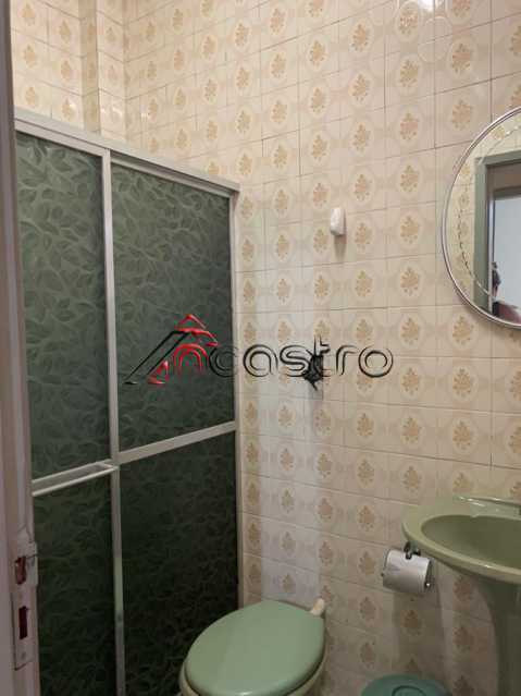 NCastro 17. - Casa de Vila à venda Rua Nossa Senhora das Graças,Ramos, Rio de Janeiro - R$ 260.000 - M2281 - 15