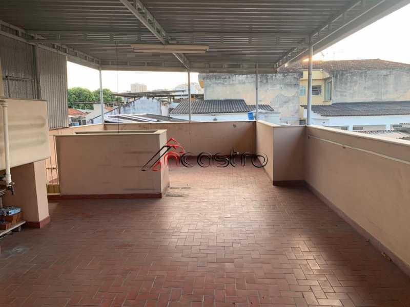 NCastro 24. - Casa de Vila à venda Rua Nossa Senhora das Graças,Ramos, Rio de Janeiro - R$ 260.000 - M2281 - 21