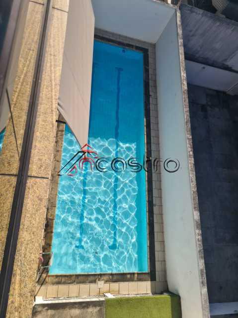 NCastro 1. - Cobertura para alugar Rua Presidente Nereu Ramos,Recreio dos Bandeirantes, Rio de Janeiro - R$ 4.000 - COB 3014 - 7