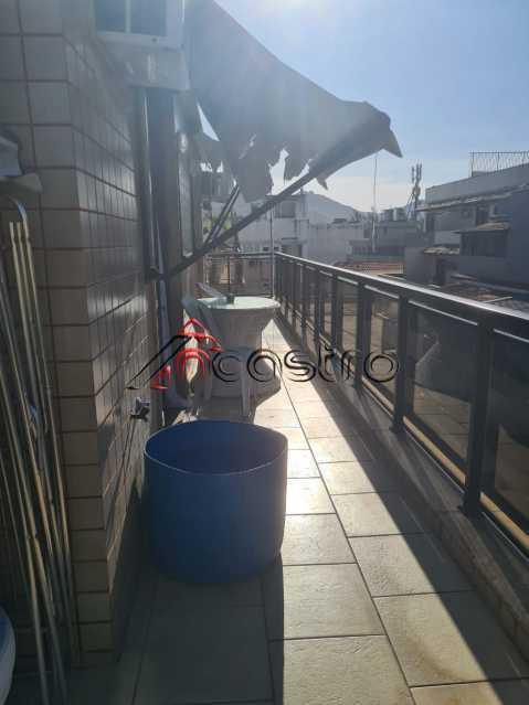 NCastro 3. - Cobertura para alugar Rua Presidente Nereu Ramos,Recreio dos Bandeirantes, Rio de Janeiro - R$ 4.000 - COB 3014 - 6