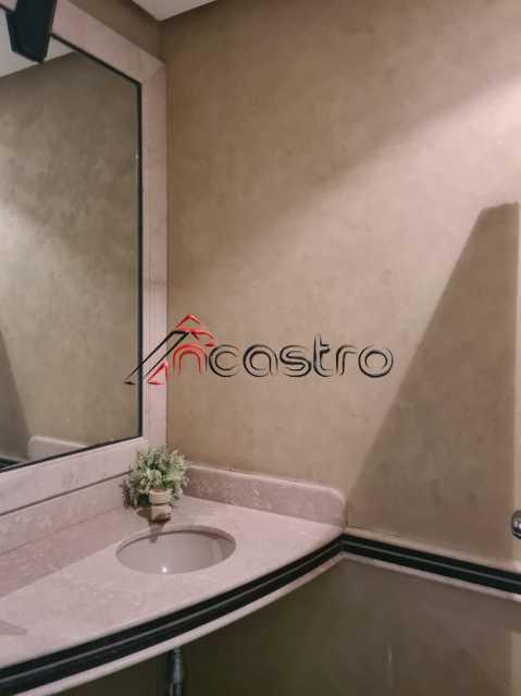 NCastro 4. - Cobertura para alugar Rua Presidente Nereu Ramos,Recreio dos Bandeirantes, Rio de Janeiro - R$ 4.000 - COB 3014 - 17