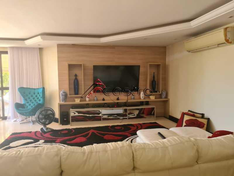 NCastro 5. - Cobertura para alugar Rua Presidente Nereu Ramos,Recreio dos Bandeirantes, Rio de Janeiro - R$ 4.000 - COB 3014 - 4