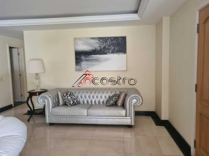 NCastro 6. - Cobertura para alugar Rua Presidente Nereu Ramos,Recreio dos Bandeirantes, Rio de Janeiro - R$ 4.000 - COB 3014 - 5