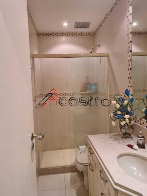 NCastro 8. - Cobertura para alugar Rua Presidente Nereu Ramos,Recreio dos Bandeirantes, Rio de Janeiro - R$ 4.000 - COB 3014 - 18