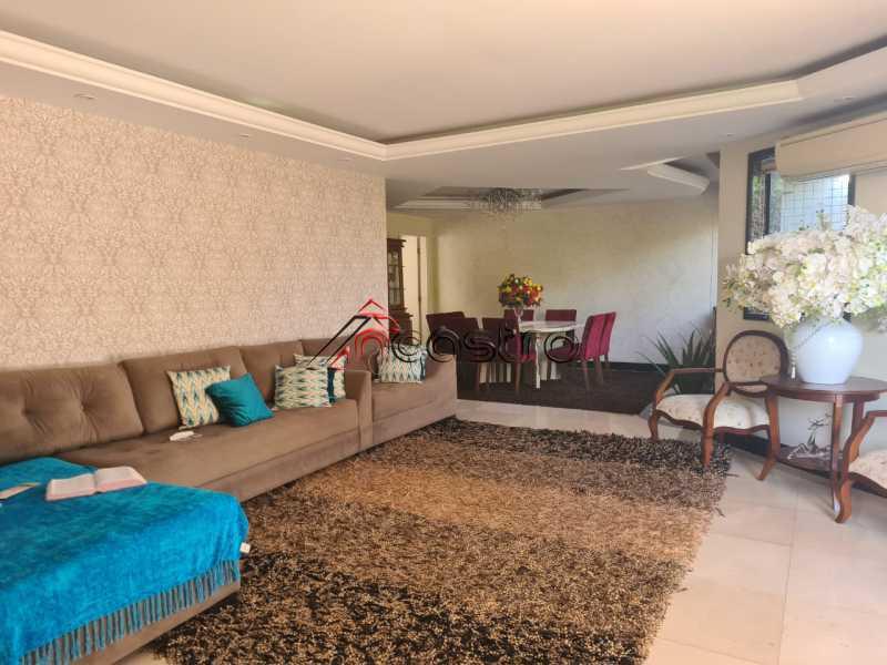 NCastro 9. - Cobertura para alugar Rua Presidente Nereu Ramos,Recreio dos Bandeirantes, Rio de Janeiro - R$ 4.000 - COB 3014 - 1