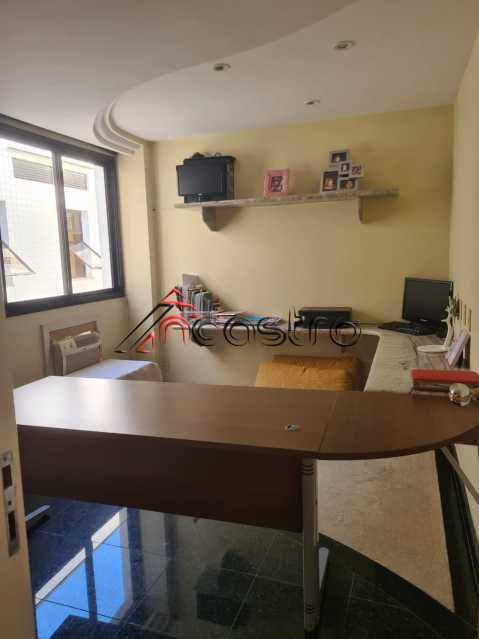 NCastro 10. - Cobertura para alugar Rua Presidente Nereu Ramos,Recreio dos Bandeirantes, Rio de Janeiro - R$ 4.000 - COB 3014 - 10