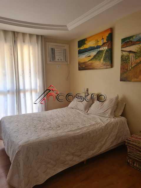 NCastro 11. - Cobertura para alugar Rua Presidente Nereu Ramos,Recreio dos Bandeirantes, Rio de Janeiro - R$ 4.000 - COB 3014 - 11