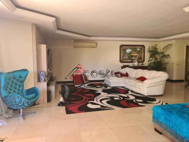 NCastro 12. - Cobertura para alugar Rua Presidente Nereu Ramos,Recreio dos Bandeirantes, Rio de Janeiro - R$ 4.000 - COB 3014 - 3