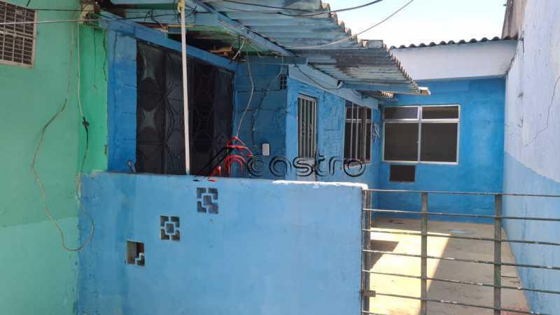 NCastro 2. - Casa de Vila à venda Rua Braga,Penha Circular, Rio de Janeiro - R$ 90.000 - M2282 - 8