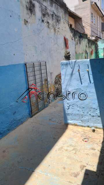 NCastro 3. - Casa de Vila à venda Rua Braga,Penha Circular, Rio de Janeiro - R$ 90.000 - M2282 - 9