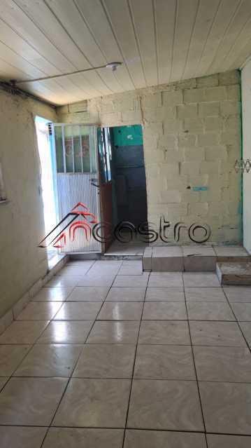 NCastro 5. - Casa de Vila à venda Rua Braga,Penha Circular, Rio de Janeiro - R$ 90.000 - M2282 - 4