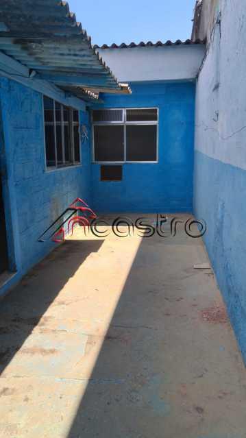 NCastro 7. - Casa de Vila à venda Rua Braga,Penha Circular, Rio de Janeiro - R$ 90.000 - M2282 - 11