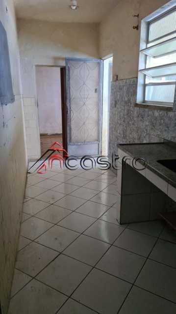 NCastro 10. - Casa de Vila à venda Rua Braga,Penha Circular, Rio de Janeiro - R$ 90.000 - M2282 - 5