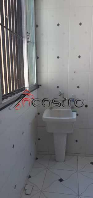 NCastro 2. - Apartamento à venda Rua Professor Lace,Ramos, Rio de Janeiro - R$ 240.000 - 2436 - 25