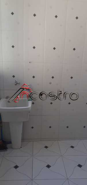 NCastro 5. - Apartamento à venda Rua Professor Lace,Ramos, Rio de Janeiro - R$ 240.000 - 2436 - 22