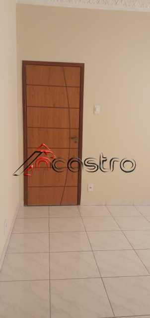 NCastro 15. - Apartamento à venda Rua Professor Lace,Ramos, Rio de Janeiro - R$ 240.000 - 2436 - 1