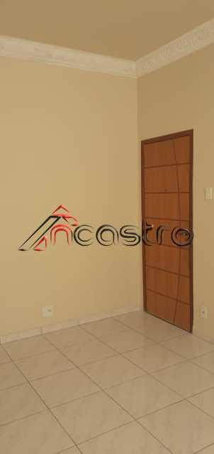 NCastro 16. - Apartamento à venda Rua Professor Lace,Ramos, Rio de Janeiro - R$ 240.000 - 2436 - 4