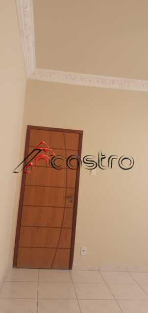 NCastro 22. - Apartamento à venda Rua Professor Lace,Ramos, Rio de Janeiro - R$ 240.000 - 2436 - 5