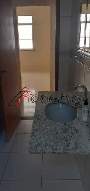 NCastro 23. - Apartamento à venda Rua Professor Lace,Ramos, Rio de Janeiro - R$ 240.000 - 2436 - 21