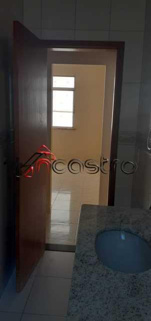 NCastro 24. - Apartamento à venda Rua Professor Lace,Ramos, Rio de Janeiro - R$ 240.000 - 2436 - 18