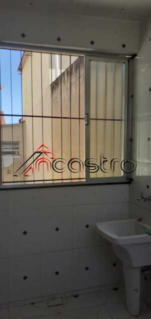 NCastro 30. - Apartamento à venda Rua Professor Lace,Ramos, Rio de Janeiro - R$ 240.000 - 2436 - 31