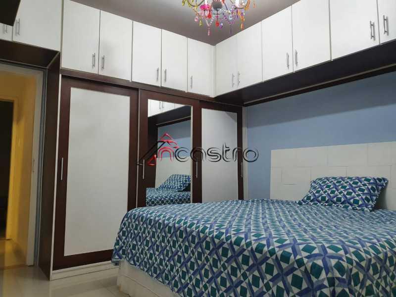 NCASTRO 5. - Apartamento 2 quartos à venda Bonsucesso, Rio de Janeiro - R$ 371.000 - 2439 - 6